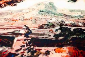 Pashmina in puro cachemire Borgo Antico