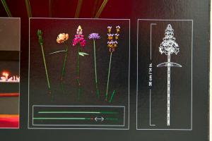 Lego Flower Bouquet Botanical Collection