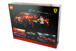 Lego Ferrari 488 GTE AF Corse #51 Technic