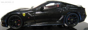 Ferrari 599GTO Black 1/43 Elite Hot Wheels