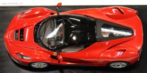 Ferrari La Ferrari Red 1/43 Elite Hot Wheels