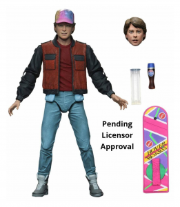 Back to the Future Paet 2 Action Figure Ultimate: Marty McFly by Neca