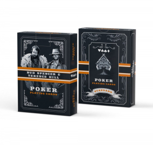 Bud Spencer & Terence Hill Poker Playing Cards Western by Oakie Doakie
