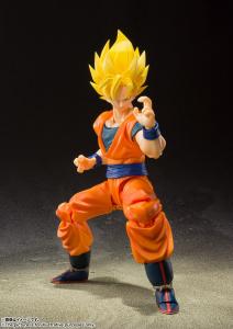 *PREORDER* Dragon Ball Z - S.H. Figuarts Action Figure: SUPER SAIYAN FULL POWER SON GOKU by Bandai Tamashii