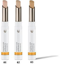 PURE CARE COVER STICK 02 DR HAUSCHKA