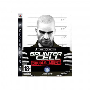 Tom Clancy's Splinter Cell: Double Agent - Usato - PS3