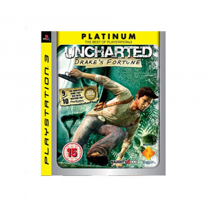 Uncharted: Drake's Fortune - USATO - PS3