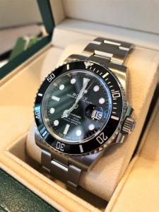 Orologio mai indossato Rolex Submariner