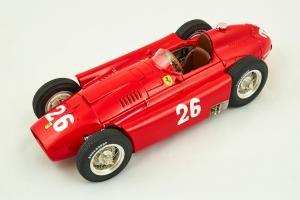 Ferrari D50 Gp Monza Collins Fangio #26 1/18 Cmc