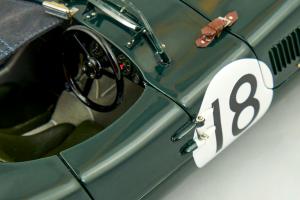 Jaguar C-type Winner 24h France 1953 1/18 Cmc
