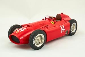 Ferrari D50, Gp Frankreich Collins #14 1/18 Cmc