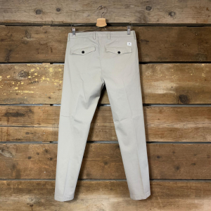 Pantalone Department 5 Prince Pences Chinos In Cotone Mastice