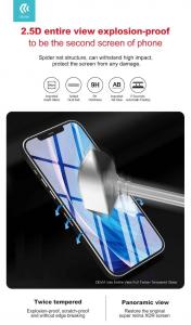 Pellicola in vetro temperato full screen iPhone 12/ 12 Pro / 12 Pro Max / 12 mini