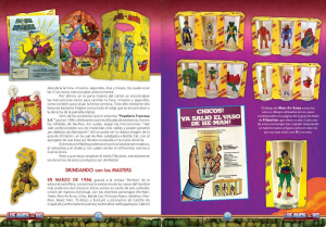 Libro: LOS AMOS DE LOS 80´ by Universo Retrò