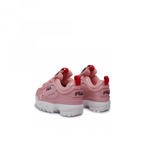 Fila Disruptor F Lilla Bianco infants Junior