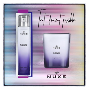 NUXE LE SOIR DES POSSIBLES SET 2019 (EDP50ML+CANDELA 140GR)