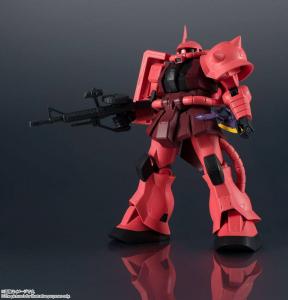 *PREORDER* Gundam Universe Action Figure: MS-06S CHAR'S ZAKU II by Bandai Tamashii