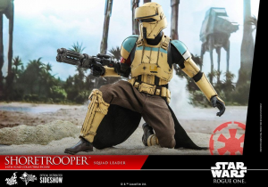 *PREORDER* Star Wars - Rogue One: A Star Wars Story Action Figure 1/6: SHORETROOPER SQUAD LEADER by Hot Toys