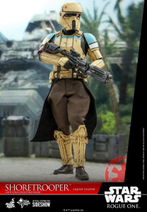 *PREORDER* Star Wars - Rogue One: A Star Wars Story: SHORETROOPER SQUAD LEADER 1/6 by Hot Toys