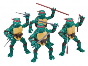 Teenage Mutant Ninja Turtles: Elite Series PX Previews Exclusive Set of 4 by Playmates