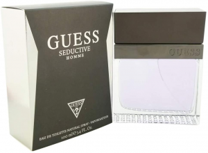 Profumo Guess Seductive Homme Black 100 ml