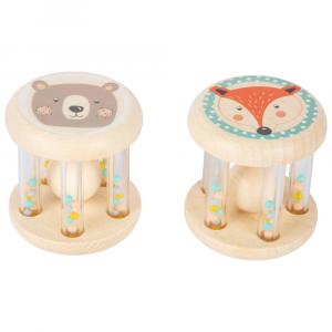 Sonagli per neonati Animali Pastello