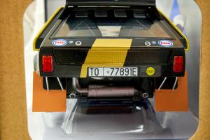 Lancia Delta S4 Rally Asturias 1986 1/18 Solido