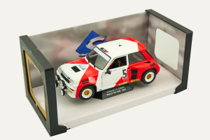 Rs Turbo Rally Du Var 1982 A.Prost 1/18 Solido