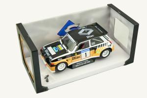 Renault 5 Maxi Rally Du Var 1986 F. Chatriot 1/18 Solido