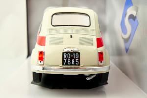 Fiat Nuova 500 Sport 1960 1/18 Solido