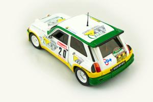 Renault Maxi 5 Turbo Rallye Des Garrigues 1986 1/18 Solido