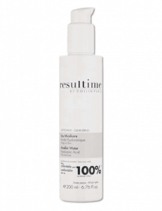 RESULTIME EAU MICELLAIRE ACIDO HYALURONIQUE