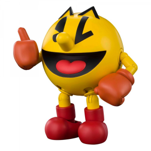 *PREORDER* Pac-Man S.H. Figuarts Action Figure: PAC-MAN by Bandai Tamashii