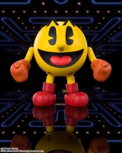 *PREORDER* Pac-Man S.H. Figuarts: PAC-MAN by Bandai Tamashii