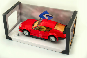 Alpine A310 Pack Gt Red 1/18 Solido