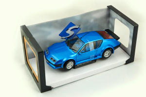 Alpine A310 Pack Gt Metallic Blue 1/18 Solido