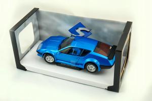 Alpine A310 Pack Gt Metallic Blue 1/18 Solido