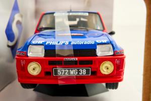 Renault R5 Turbo Gr. B Tdc 1984 1/18 Solido