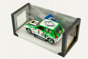 Renault R5 Turbo Gr B Rallye de Lozere 1985 1/18 Solido