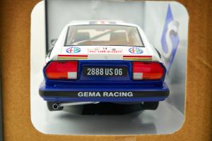 Alfa Romeo Gtv6 Tour de Corse 86 #14 Loubet 1/18 Solido