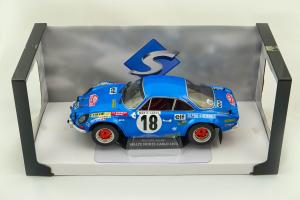 Alpine A110 Rallye Monte Carlo 1973 1/18 Solido