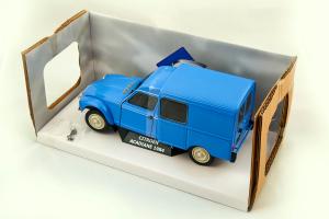 Citroen Acadiane Blue Moisotis 1984 1/18 Solido