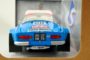 Alpine A110 1800 Tour De Corse 1973 1/18 Solido