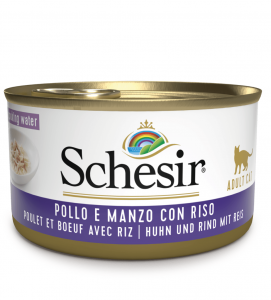 Schesir Cat - Al Naturale - 85g x 24 lattine