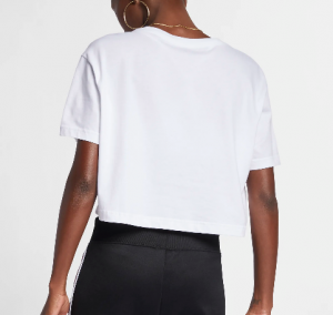 T-shirt donna NIKE ESSENTIAL CROP