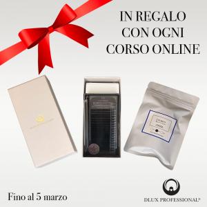 Corso Online Super Durata Extension Ciglia