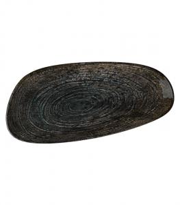 Bonna' Rect. plate Freya Wood (6pcs)