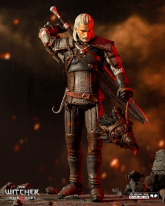 *PREORDER* The Witcher Action Figure: GERALT by McFarlane Toys
