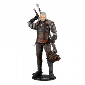 The Witcher Action Figure: GERALT by McFarlane Toys