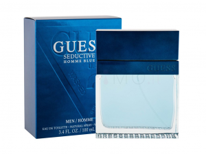 Profumo Guess Seductive Homme Blue 100 ml